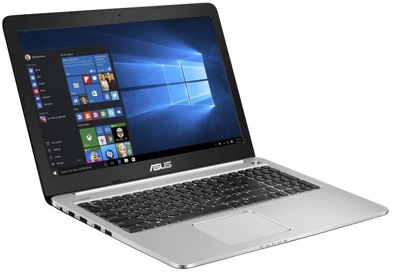 Image of Asus K501UX Laptop, Intel Core i5-6200U 2.3GHz, 8GB RAM, 1TB HDD, 128GB SSD, 15.6 LED, No-DVD, NVIDIA GTX 950M, WIFI, Webcam, Bluetooth, Windows 10 Home 64bit