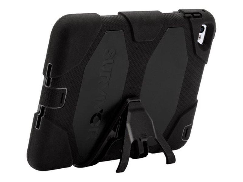 Griffin Survivor All-Terrain Case for iPad Mini 4 in Black - GB41353