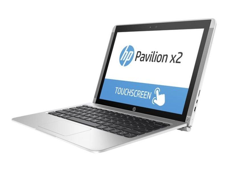 "Image of HP Pavilion X2 Detachable Laptop, Intel Core M3-6Y30 900MHz, 4GB RAM, 128GB SSD, 12"" Touch, No-DVD, Inte lHD, WIFI, Webcam, Bluetooth, Windows 10 64bit"