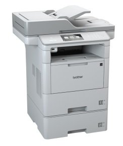 Brother MFC-L6900DWT A4 Multi-Function Mono Laser Printer