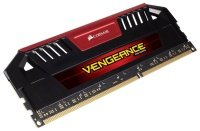 Corsair Vengeance Pro Series 16GB (2x8GB) 1.35V DDR3L DRAM 1866MHz C10 Memory Kit (Red)