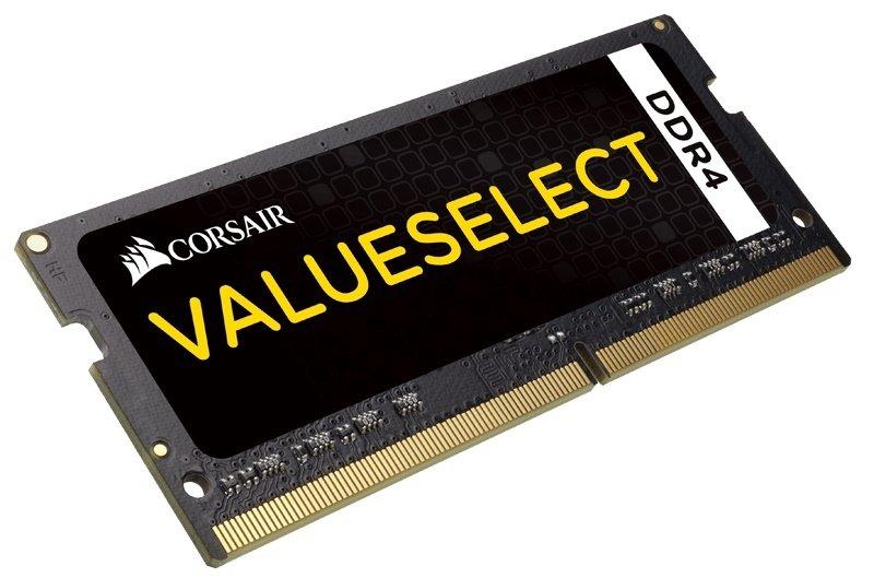 Corsair Memory 8GB (1x8GB) DDR4 SODIMM 2133MHz C15 Memory Module