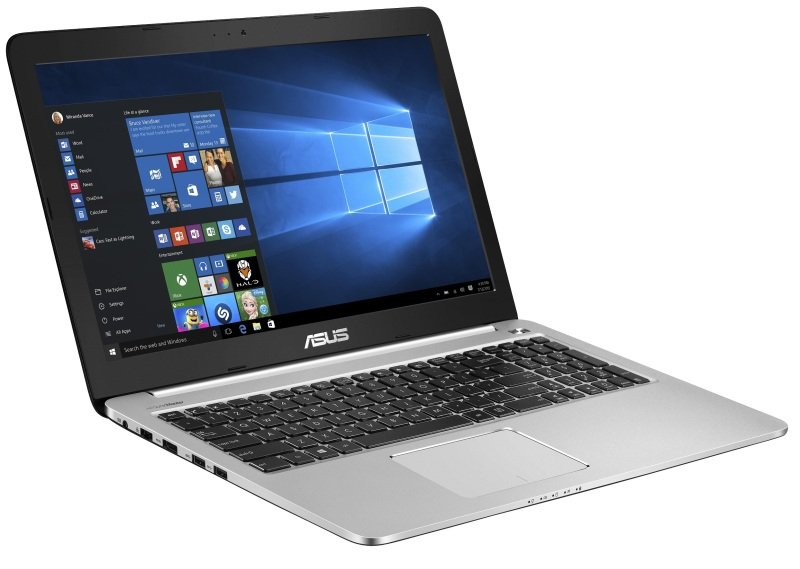 "Image of ASUS K501UB Laptop, Intel Core i5-6200U 2.3GHz, 8GB RAM, 1TB HDD + 16GB SSD cache,15.6"" Full HD, No-DVD, NVIDIA GF 940M, WIFI, Webcam, Bluetooth, Windows 10 64bit"
