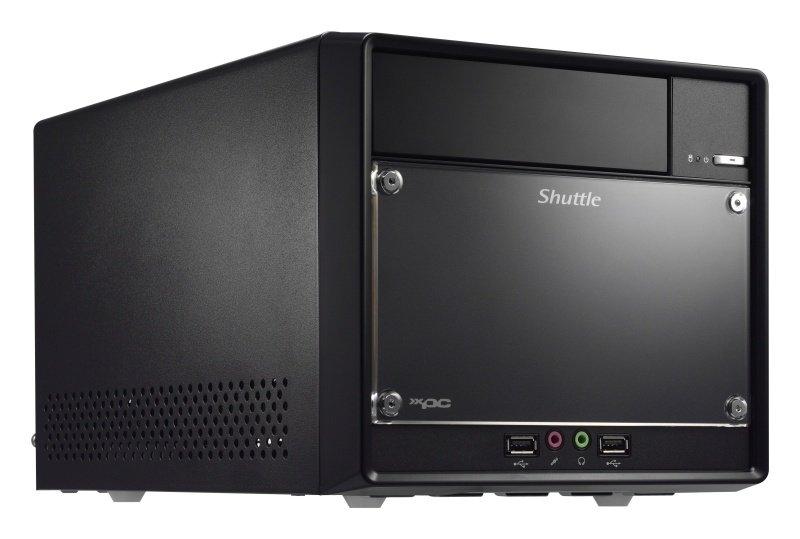 Shuttle XPC Cube SH81R4 Socket LGA 1150 Barebone