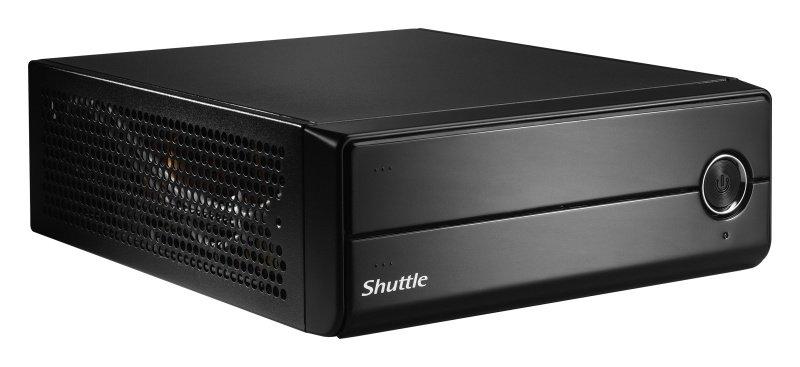 Shuttle XH81V Supports LGA1150 SlimPC Barebone  No OS System