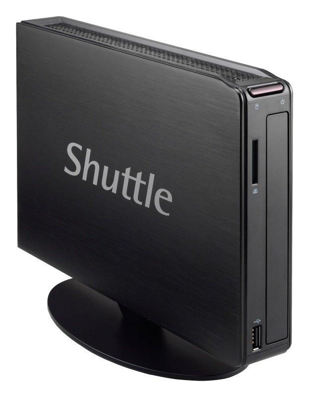 Shuttle XPC Slim XS35V5 Pro Intel Celeron N3050 Dual Core Barebone  No OS System