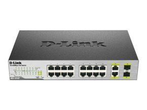 D-Link DES 1018MP Switch 18 ports Unmanaged