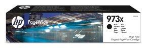 HP 973X High Yield Black Original PageWide Cartridge - L0S07AE