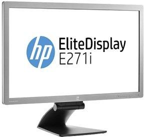 """HP EliteDisplay E271i LED 27"""" Monitor"""