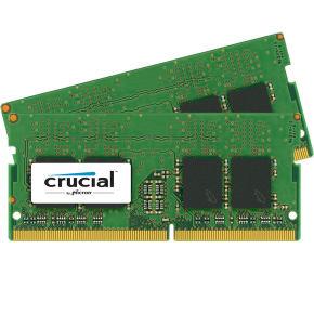 Crucial 32GB Kit (16GBx2) DDR4-2133 SODIMM Memory