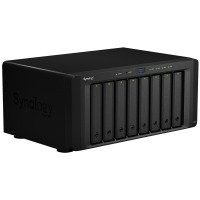 Synology DS1815+ 64TB (8 x 8TB WD RED) 8 Bay Desktop NAS