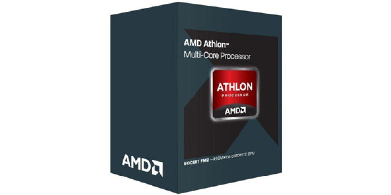 AMD Athlon X4 845 3.5GHz Socket FM2 2x1MB shared caches L2 Retail Boxed Processor