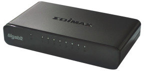 Edimax 8 port Gigabit Switch
