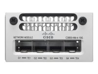 Cisco - Expansion module - 10 Gigabit SFP+ / SFP (mini-GBIC)