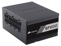 Corsair SF Series 600 Watt 80 PLUS Gold Certified High Performance SFX PSU