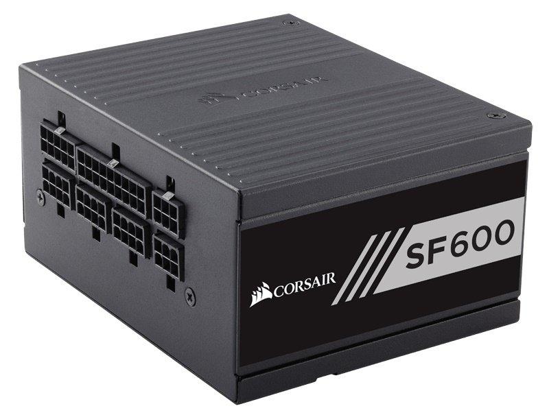 Corsair SF Series 600 Watt 80 PLUS Gold Certified High Performance SFX PSU