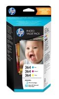 HP 364 Photo Value Pack - T9D88EE