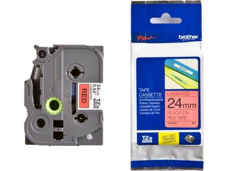 Brother TZe 451 Laminated adhesive tape