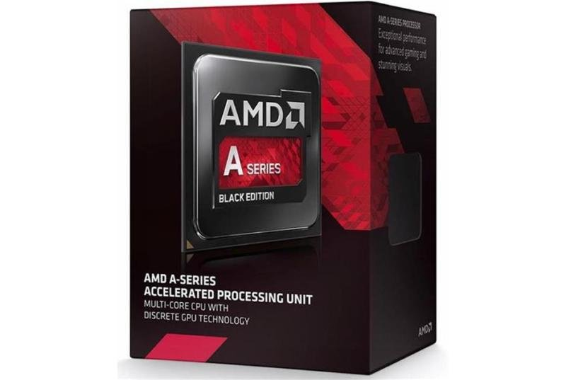 AMD A10Series A107860K 3600 MHz Socket FM2 Retail Boxed Processor