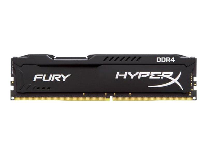 HyperX Fury 8GB 2133MHz DDR4 CL14 SDRAM DIMM 288-pin Memory
