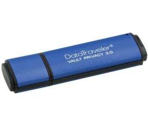 Kingston 4GB DataTraveler Vault Privacy 3.0 Flash Drive