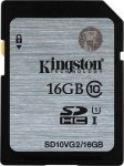 Kingston 16GB Class 10 UHS-I SDHC Memory Card