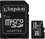 Kingston 16GB Micro SDHC Class 10 UHS-I Industrial Temperature Card With Adapter