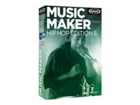Magix Music Maker Hip Hop Edition 6 - Electronic Software Download