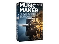 Magix Music Maker MovieScore Edition 6 - Electronic Software Download