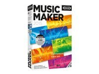Magix Music Maker 2015 - Electronic Software Download