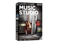 Magix Samplitude Music Studio 2015 - Electronic Software Download