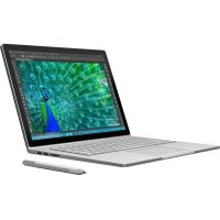 "Microsoft Surface Book Intel Core i5, 13.3"", 8GB RAM, 128GB SSD, Windows 10, Tablet - Silver"