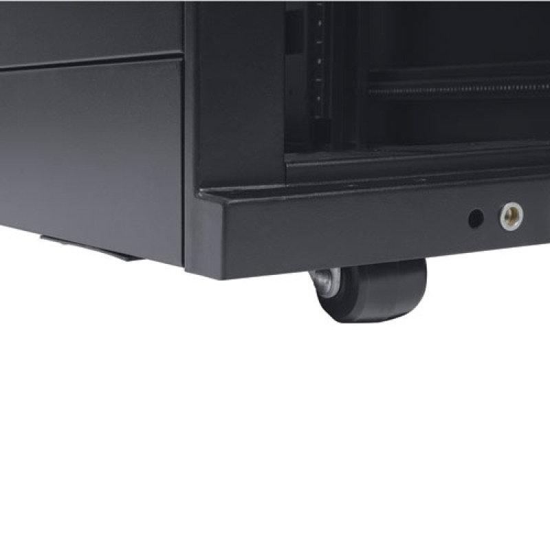 Smart Rack Enclosure Heavy Duty Mobile Rolling Caster Kit