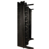 Smartrack 3 In. Wide High Capacity Vertical Cable Manager - Double Finger Duct