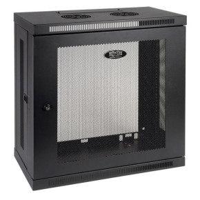 SmartRack 12U Low-Profile Patch-Depth Wall-Mount Rack Enclosure Cabinet