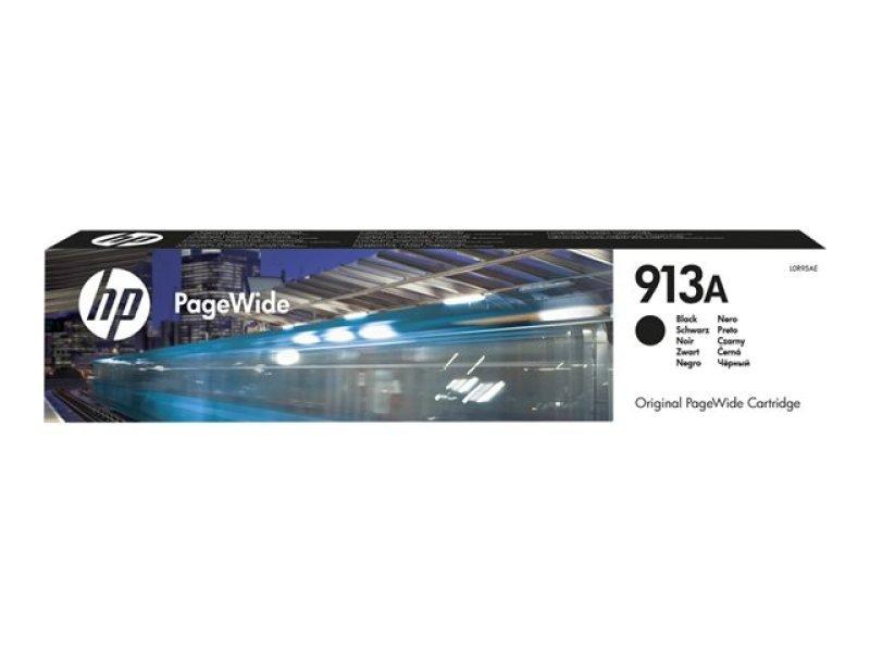 HP 913A Black Original PageWide Cartridge  L0R95AE