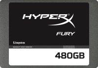 HyperX Fury 480GB SATA 3 2.5 inch SSD