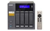 QNAP TS-453A-8G 32TB (4 x 8TB WD RED) 4 Bay NAS Unit with 8GB RAM