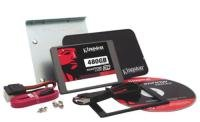 Kingston SSDNow V300 480GB 2.5 inch SATA 3 SSD with Upgrade Kit