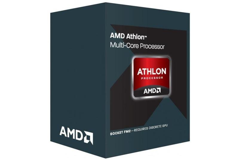 AMD Athlon X4 880K 4.2GHz Socket FM2 4MB Cache Retail Boxed Processor