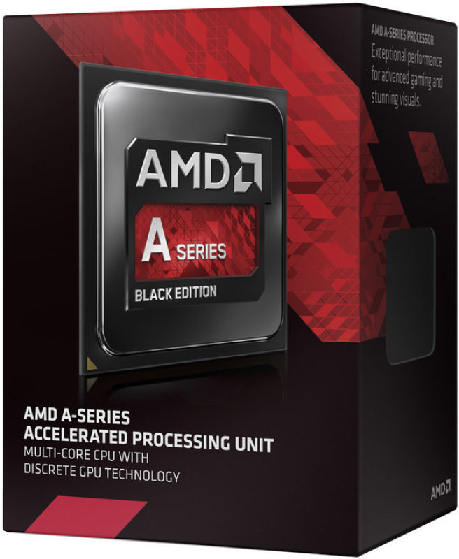 AMD A67470K 4.0 GHz Socket FM2 1MB Cache Retail Boxed Processor