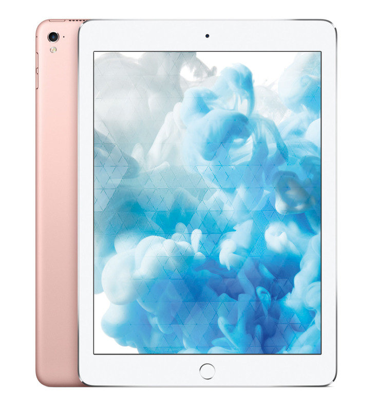 apple ipad pro 9 7 128gb wifi cellular rose gold. Black Bedroom Furniture Sets. Home Design Ideas