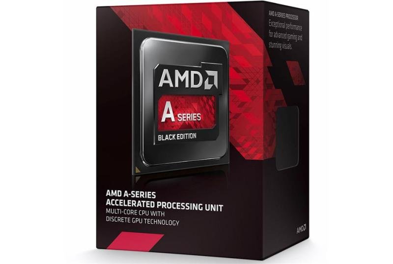 AMD A87670K 3.9 GHz Socket FM2 4MB Cache Retail Boxed Processor