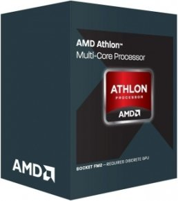 AMD Athlon X4 840 3.8GHz Socket FM2+ 4MB Cache Reatail Boxed Processor