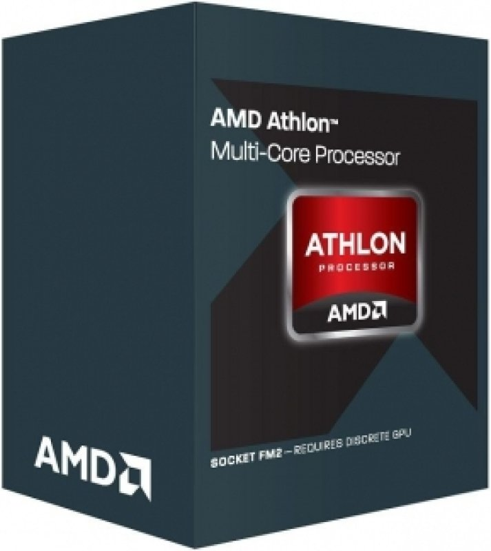 AMD Athlon X4 840 3.8GHz Socket FM2 4MB Cache Reatail Boxed Processor