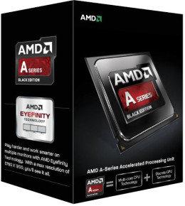 AMD A10-7870K 4.1 GHz Socket FM2+ 4MB Cache Retail Boxed Processor