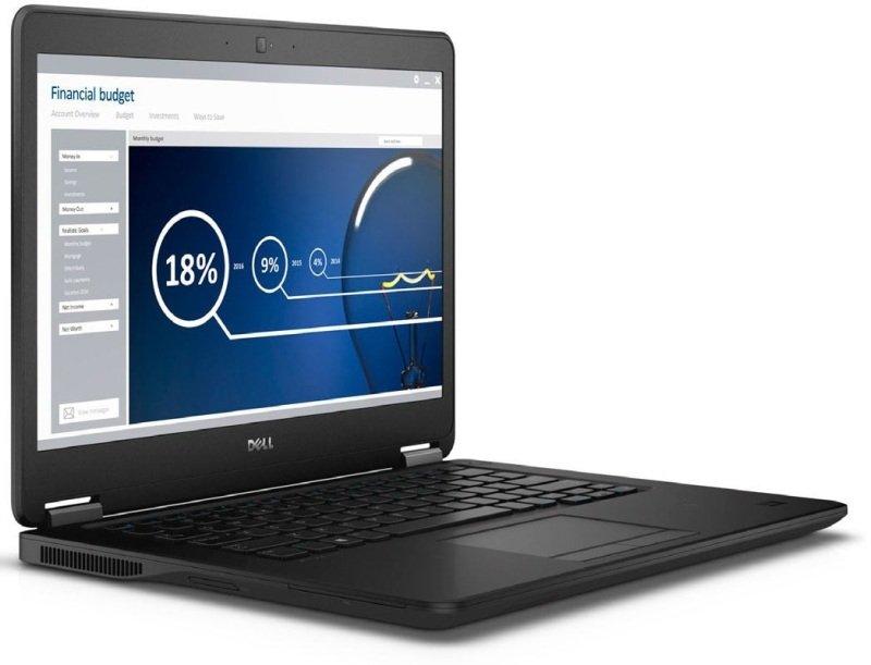 "Image of Dell Latitude E7470 Laptop, Intel Core i7-6600U 2.6GHz, 8GB DDR4, 256GB SSD, 14"" FHD, No-DVD, Intel HD, WIFI, Bluetooth, Webcam, Windows 7 / 10 Pro 64bit"
