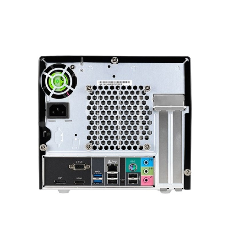 Shuttle XPC Cube SH110R4 Intel Skylake H110 Express LGA 1151 Barebone (No Operating System)
