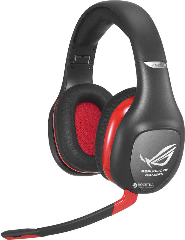 Asus Vulcan Anc Active Noise Cancelling Pro Gaming Headset