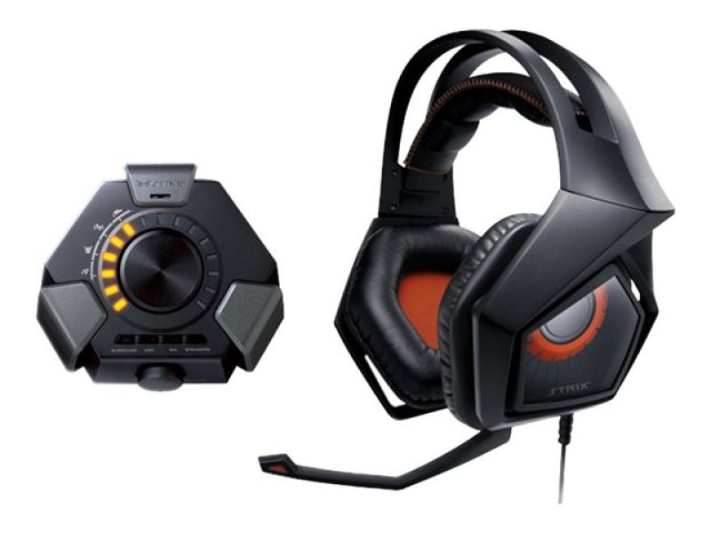 Asus Strix DSP Virtual 7.1 Surround Gaming Headset